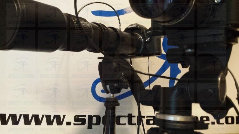 Laser audio monitoring